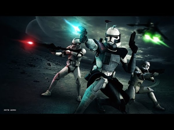 Clone Wars - Warriors