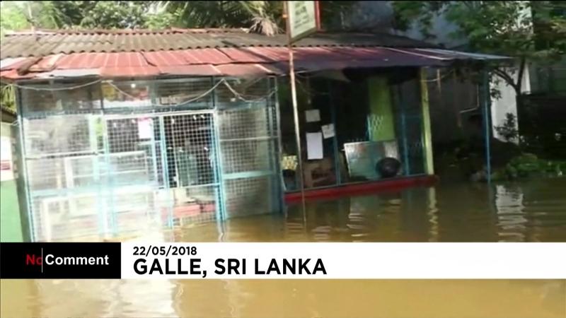NC Наводнения на Шри Ланке
