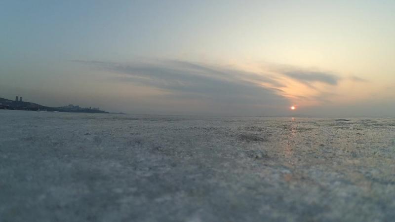 Зимнее солнце Владивостока/мыс Вятлина и Амурский залив