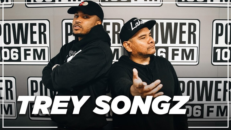 Trey Songz talks 'Blood Brother' Movie w/Fetty Wap Possible Collab with Ginuwine