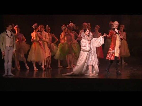 Manon 2. 3. act Royal Danish Ballet 2014