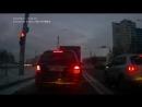 Массовый проезд на красный Перекрёсток ул Могилёвская Толстого Время и дата соответствуют