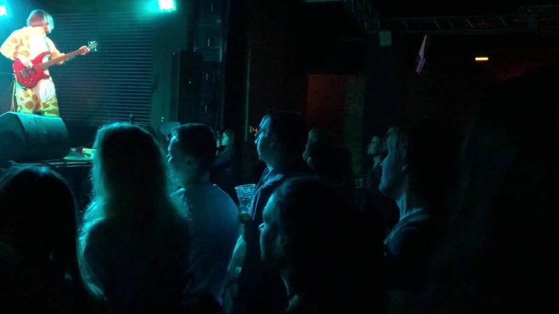 Inmarble - Happy you are near (Зал Ожидания / Emergenza 17.02.2018)