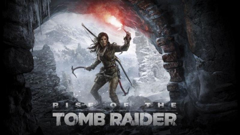 Rise of the Tomb Raider Часть 15 Атлас