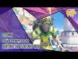 OVERWATCH от Blizzard. СТРИМ! Идём на платиновый рейтинг вместе с JetPOD90. Пот и боль, день №8.