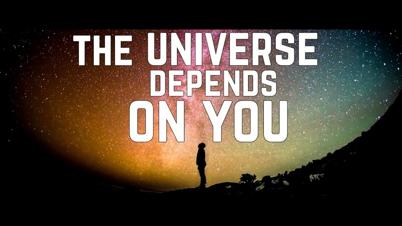 Alan Watts ~ Why the World Depends on You