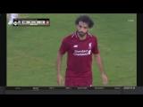 Mohamed Salah vs Man City 2018