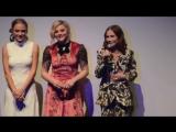 2018.09.06 Isabelle Huppert explains her interest in her Greta character TIFF18 TIFF