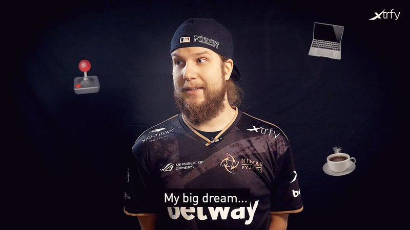 If you weren't a pro gamer, what would you be | Ninjas in Pyjamas
