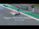 Biggest and Craziest Motogp Crashes of ALL TIME -HD 20 Minutes! 2018 Updated