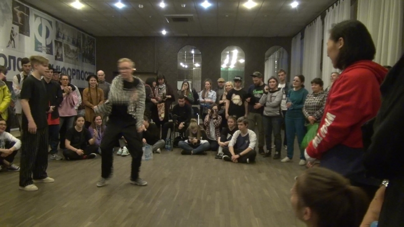 Базалий Иван blackout battle judge battle
