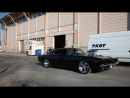 Victory burnout Supercharged Dodge Charger