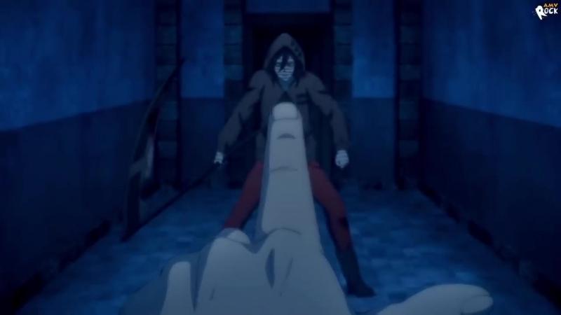 Satsuriku no Tenshi「AMV」- Buried Alive [HD]