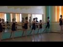Открытый урок 6 хореографии ЦДОД 2017