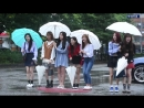 · Press Media · 180921 · OH MY GIRL · По пути на KBS2 Music Bank ·