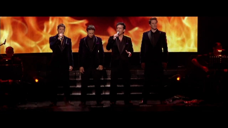 Il Divo Wicked Game Melanconia Live In London 2011