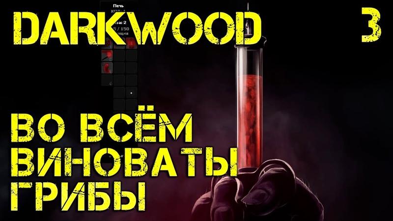 Darkwood полное прохождение Во всём виноваты грибы Добрый олень и злая кабелина День 4 и 5 3