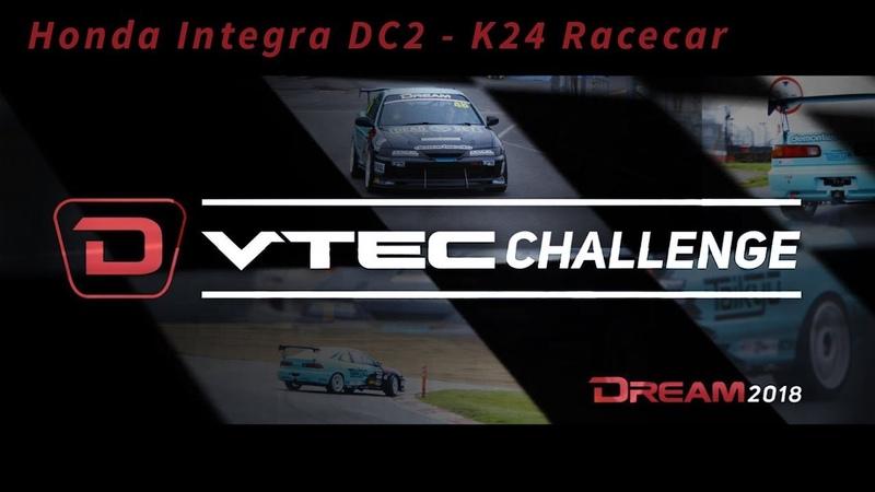 K24 DC2 Racecar!