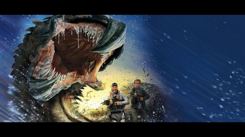 Дрожь земли 4 Легенда начинается 2004 ужасы фантастика боевик