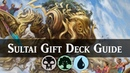 Top 8 Sultai Gift Sultai GPG Standard Deck Guide MTG Arena