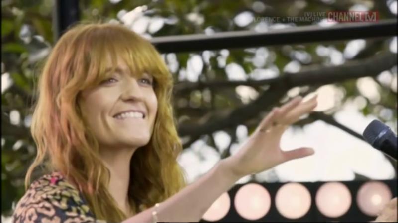 Florence The Machine — Live at the Royal Botanic Garden Sydney (Secret Show) (24.07.2015)