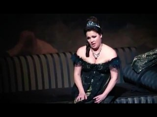 ANNA NETREBKO ~ Vissi d'arte ~ TOSCA MET 2018