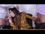Victoria J aka Scyley Jam, Skiley Jam (Multitasking Secretary)2018, DP, Anal, Big Cock, hreesome, Babes, Cumshot, 1080p