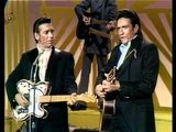 Waylon Jennings on the Cash Show (full)