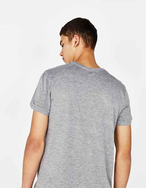Трикотажная футболка