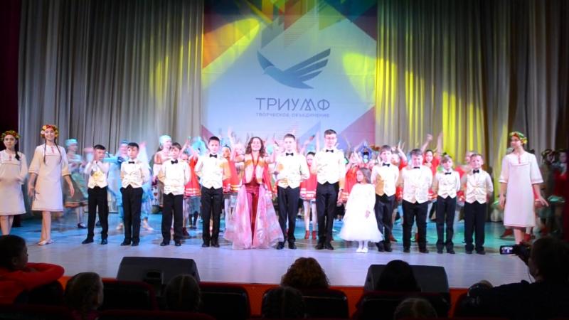Открытие X Международного конкурса фестиваля музыкально художественного творчества Зимняя Ривьера
