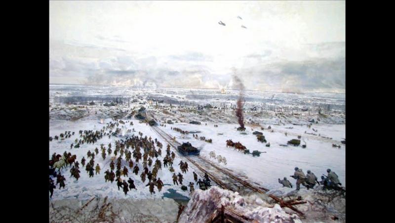 Прорыв блокады Ленинграда 18 января 1943 г.
