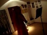 Me as Jessica Rabbit , pre halloween kidding around)))
