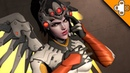 WIDOWMERCY HERE Overwatch Funny Epic Moments 612
