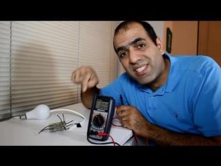 Лайфхаки и неудачи от электрика из Ирана