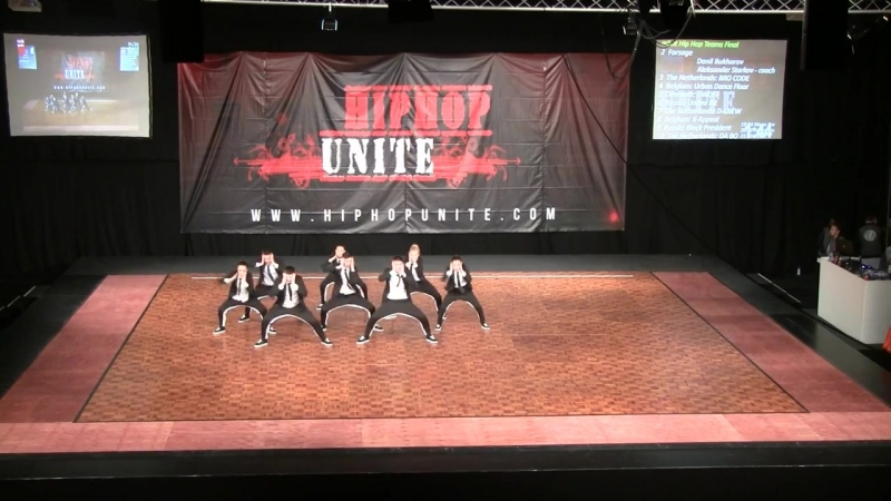 ФОРСАЖ | ADULTS CREW | HIP HOP UNITE EURO 2015 | FORSAGE DANCE SCHOOL Екатеринбург