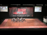 ФОРСАЖ ADULTS CREW HIP HOP UNITE EURO 2015 FORSAGE DANCE SCHOOL Екатеринбург