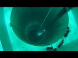 ?  Фридайвинг в Y40 - самом глубоком бассейне мира
