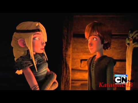 Jack Frost x Astrid x Hiccup - She doesnt mind