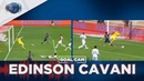 GOAL CAM Every Angles EDINSON CAVANI vs Monaco