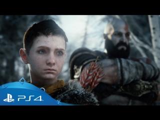 God of War | Рекламный ролик | PS4