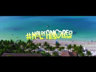 Mario Bautista & De La Ghetto - Mal de Amores (Videoclip Oficial)