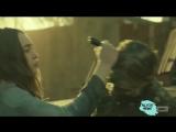Scene with Alycia Debnam-Carey (Alicia Clark) in FearTWD 4x04 (2)