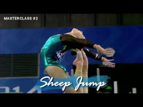 MASTERCLASS 2 Sheep Jump