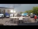 Начало съемок клипа! Grand Melody Orchestra - Kalinka/Калинка