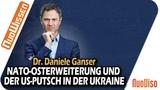 NATO-Osterweiterung und Putsch der USA in der Ukraine 2014 - Dr. Daniele Ganser in Leipzig 21.8.2018