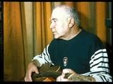 Михаил Анчаров Песня 1937 г исп Ю Устинов в 1967 г.