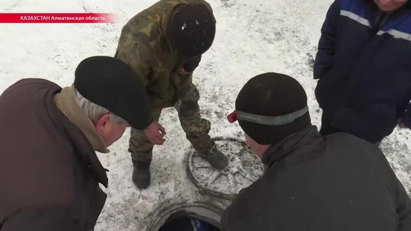 Коммунальный ад в 30 километрах от Алматы