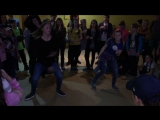 """The Last Hero"" Hip-hop beginners отбор Mila and Holla"