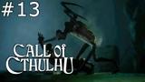 Call of Cthulhu Прохождение - Часть 13 Финальная разборка с межпространственным бродягой