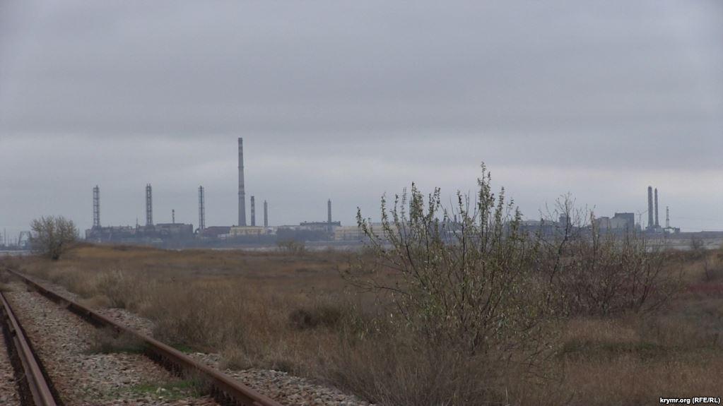 Стала известна причина выброса химического вещества в Армянске